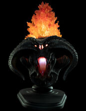 Weta BALROG CREATURE BUST Lord of the Rings LED FLAMES ~~FACTORY SEALED~~