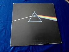 PINK FLOYD~  THE DARK SIDE OF THE MOON~HARVEST LABEL~ SMAS 11163 ~VG+ ~ ROCK  LP