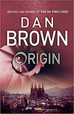 New Origin : (Robert Langdon Book 5) by Dan Brown - Paperback Free Shipping