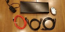 Sling Media Slingbox 500 HD Media Streamer with Cables & Universal Remote