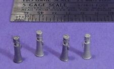S SCALE Sn3 1/64 WISEMAN MODEL SERVICES DETAIL PARTS: S392 BOTTLE SCREW JACKS