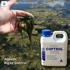 Coptrol Commercial Grade Algicide 1L For Algae Control in Dams & Ponds