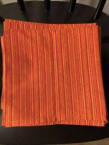 Pier 1 Set of 8 Cloth Napkins
