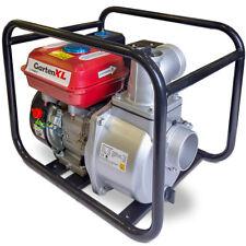Benzin Wasserpumpe 3 Zoll 6,7PS Motor Schmutzwasserpumpe Teichpumpe Gartenpumpe