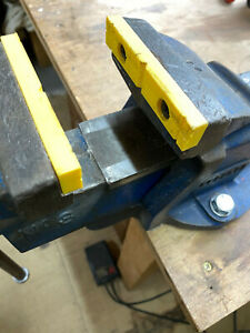 """Pair of Soft Jaws to fit Record No 3 Vice 4"""", UK Supplied and Manufactured New"""