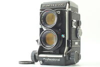 [Near Mint] Mamiya C330 Pro TLR w/ Sekor DS 105mm f/3.5 Blue Dot Lens from JAPAN