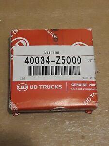 UD Trucks Wheel Bearing 40034-Z5000 Genuine Part