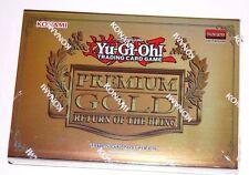 Yugioh 15-Card Booster Pack Premium Gold Series 2: Return of the Bling Konami