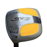 Men's SV3 - 7 Wood Left Handed Golf Club Stiff Flex Graphite Shaft Velvet Grip