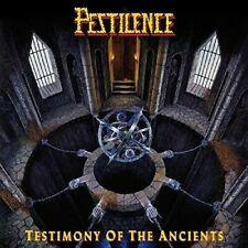 PESTILENCE - Testimony Of The Ancients - 2CD - 167885