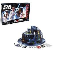 Hasbro Spiele B7688100 - Star Wars Cluedo der Klassiker Familienspiel Neuware