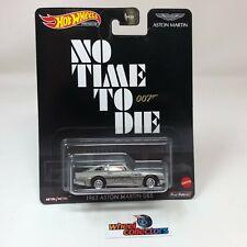 1963 Aston Martin Db5 No Time to Die 2021 Hot Wheels Retro Entertainment Case A