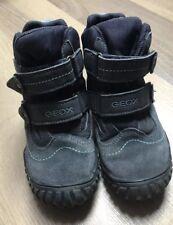 Geox Stiefel waterproof 26 dunkelblau