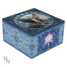Realm Of Tranquility Mirror Box By Nemesis Now