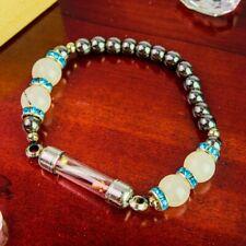 Bracelet Leklai Suriyun racha+Watcharatard+Thongplalai thai buddha amulet 006