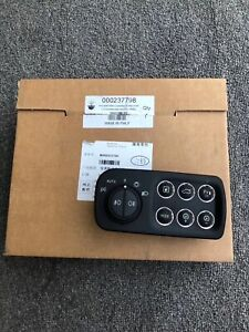 Maserati GranTurismo S Dashboard Switch Panel With Front Park Sensors P/N 237798