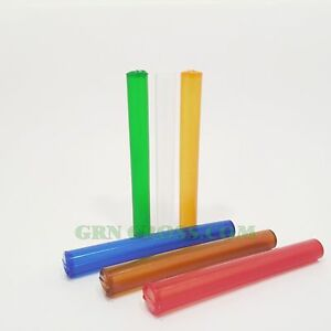 "10 PARTY J TUBES X LONG 6"" tall 6.0 Drams BLUNT HOLDER COLORS AVAIL"