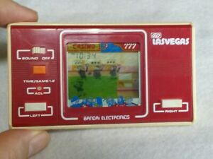 GD Lasvegas / VINTAGE game&watch /  bandai Game Digital /80'Game 1982