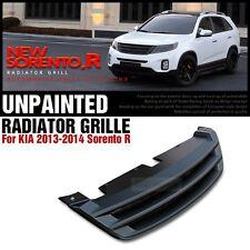 Across Bar Radiator Grille Unpainted for KIA 2013 - 2014 Sorento R
