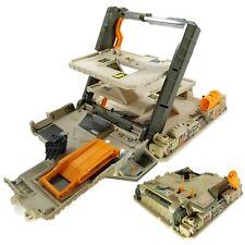 Vtg 1996 LGTI Galoob Micro Machines Military Battle Zone Playset Incomplete