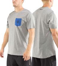 Virus Men's Worlds Premium Custom Pocket T-shirt (PC15),Crossfit,Gym,Workout