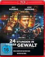 24 Stunden in seiner Gewalt [Blu-ray/NEU/OVP] Mickey Rourke, Anthony Hopkins, Mi