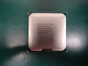 2 x Intel Xeon Processor CPU SLBBA X5460 12M Cache 3.16GHz 4 Core 1333MHz 120w