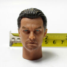 "1/6 Scale Leonardo DiCaprio Inception Head Sculpt For 12"" Figure Hot Toys Body"