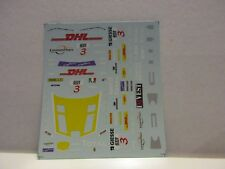 DECAL FERRARI 575 GTC 24H SPA 2005 #3 TECNOMODEL 1/43