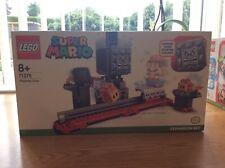 Lego Super Mario 71376 Thwomp Drop Brand new and sealed