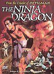 The Ninja Dragon (DVD, 2002) WORLD SHIP AVAIL
