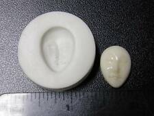 Small Face Polymer Clay Mold (#MD1086)