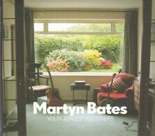 MARTYN BATES - your jewled footsteps CD
