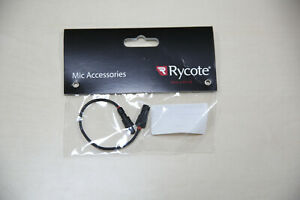 Rycote  017006 Mt130Lemo - 130mm Lemo Tail