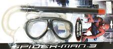 Spiderman 3 Deluxe Snorkel & Mask Set