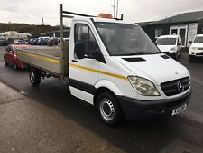 2011 Mercedes Sprinter 313 CDI Dropside Pick Up - 13ft 6 Alloy Body