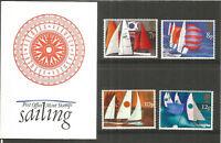 Sailing June 1975 British Post Office Mint Stamps Presentation Pack U2223