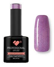 BJG-011 VB Line Purple Sky Metallic - UV/LED nail gel polish - super quality