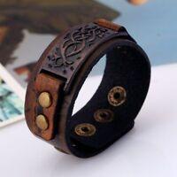 Fashion Men Women Handmade Woven Bracelet Accessories Bangle Wristband Jewelry