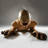 Scary Halloween Prop Grovelling Zombie Groundbreaker Haunted House Severed Decor