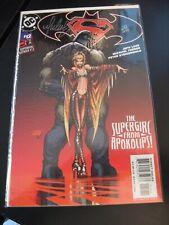 SUPERMAN/BATMAN #12 **SIGNED MICHAEL TURNER!** COA + Ltd/# Edition: #173/299