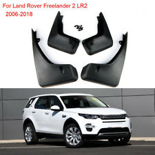 For Land Rover Freelander 2 LR2 OEM Set Splash Guards Mud Guards Flaps 2016-2018