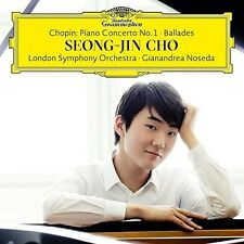 Seong-Jin Cho - Piano Concerto No 1 / Ballades [New CD]