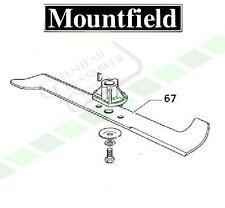 MOUNTFIELD 1430m + 1430h + 1530m + 1530h ad Alta Portanza Lama-sinistra solo