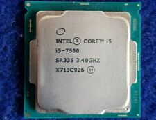 Intel Core i5-7500 Processor 3.4Ghz / 6Mb L3 Cache SR335 Socket 1151 Quad Core