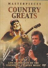 Masterpieces Country Greats Volume 2, Good DVD, ,
