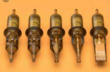 Rhein and quelle tattoo cartridges  full range of sizes best quality needles