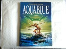 AQUABLUE / NAO / TOME 1 / AVRIL 2006 / STRICTEMENT NEUF