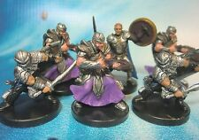 Dungeons & Dragons Miniatures Lot  Elite City Soldiers Crossbowmen !!  s100