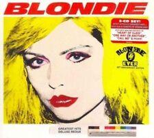 Blondie Greatest Hits Ghosts of Download De Luxe 2 X CD Rock Pop